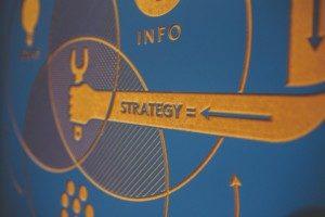 die richtige Strategie