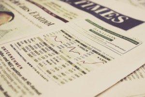 Spekulation mit Wertpapieren